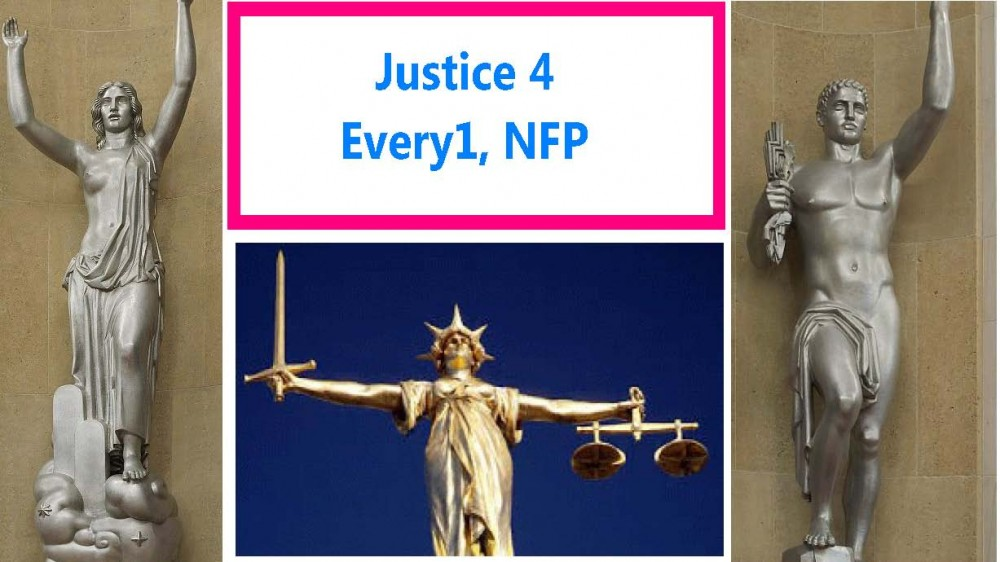 Justice for Everyone Blog